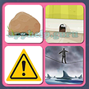 4 Pics 1 Song (Game Circus): Group 105 Level 14 Answer