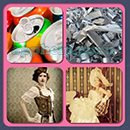 4 Pics 1 Song (Game Circus): Group 105 Level 16 Answer
