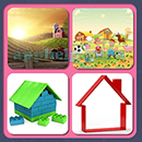 4 Pics 1 Song (Game Circus): Group 105 Level 2 Answer
