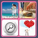 4 Pics 1 Song (Game Circus): Group 105 Level 4 Answer