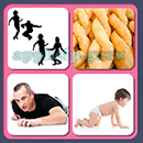 4 Pics 1 Song (Game Circus): Group 106 Level 11 Answer