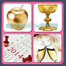 4 Pics 1 Song (Game Circus): Group 106 Level 14 Answer