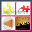 4 Pics 1 Song (Game Circus): Group 106 Level 15 Answer