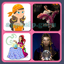 4 Pics 1 Song (Game Circus): Group 107 Level 14 Answer