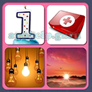 4 Pics 1 Song (Game Circus): Group 107 Level 15 Answer