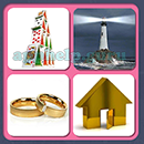 4 Pics 1 Song (Game Circus): Group 109 Level 5 Answer