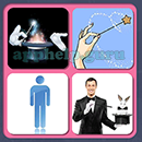 4 Pics 1 Song (Game Circus): Group 11 Level 1 Answer