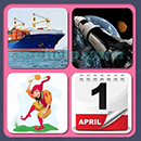 4 Pics 1 Song (Game Circus): Group 11 Level 12 Answer