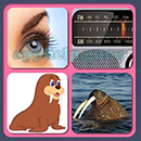 4 Pics 1 Song (Game Circus): Group 11 Level 13 Answer