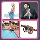 4 Pics 1 Song (Game Circus): Group 111 Level 10 Answer