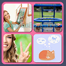 4 Pics 1 Song (Game Circus): Group 111 Level 12 Answer