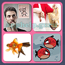 4 Pics 1 Song (Game Circus): Group 111 Level 13 Answer