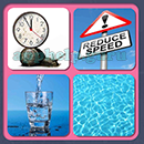 4 Pics 1 Song (Game Circus): Group 111 Level 2 Answer