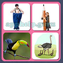 4 Pics 1 Song (Game Circus): Group 111 Level 4 Answer