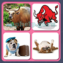 4 Pics 1 Song (Game Circus): Group 112 Level 11 Answer