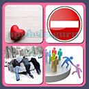 4 Pics 1 Song (Game Circus): Group 112 Level 15 Answer