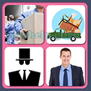 4 Pics 1 Song (Game Circus): Group 112 Level 16 Answer