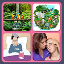 4 Pics 1 Song (Game Circus): Group 112 Level 4 Answer