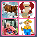 4 Pics 1 Song (Game Circus): Group 114 Level 4 Answer