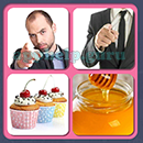 4 Pics 1 Song (Game Circus): Group 114 Level 5 Answer