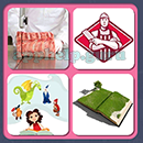 4 Pics 1 Song (Game Circus): Group 114 Level 9 Answer