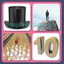 4 Pics 1 Song (Game Circus): Group 116 Level 10 Answer