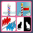 4 Pics 1 Song (Game Circus): Group 116 Level 15 Answer