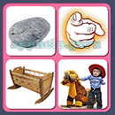 4 Pics 1 Song (Game Circus): Group 116 Level 3 Answer