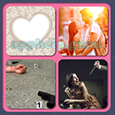 4 Pics 1 Song (Game Circus): Group 116 Level 6 Answer