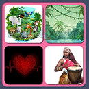4 Pics 1 Song (Game Circus): Group 12 Level 5 Answer