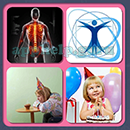 4 Pics 1 Song (Game Circus): Group 120 Level 10 Answer
