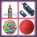 4 Pics 1 Song (Game Circus): Group 120 Level 11 Answer