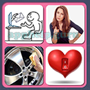 4 Pics 1 Song (Game Circus): Group 120 Level 14 Answer