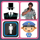 4 Pics 1 Song (Game Circus): Group 120 Level 7 Answer