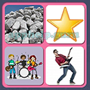 4 Pics 1 Song (Game Circus): Group 14 Level 5 Answer