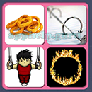 4 Pics 1 Song (Game Circus): Group 15 Level 13 Answer