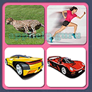 4 Pics 1 Song (Game Circus): Group 16 Level 14 Answer