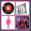 4 Pics 1 Song (Game Circus): Group 16 Level 16 Answer