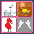 4 Pics 1 Song (Game Circus): Group 16 Level 6 Answer