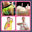 4 Pics 1 Song (Game Circus): Group 17 Level 14 Answer