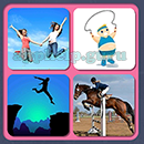 4 Pics 1 Song (Game Circus): Group 17 Level 2 Answer