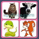 4 Pics 1 Song (Game Circus): Group 19 Level 2 Answer