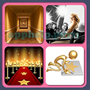 4 Pics 1 Song (Game Circus): Group 2 Level 10 Answer