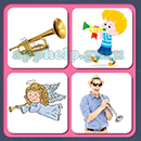 4 Pics 1 Song (Game Circus): Group 2 Level 2 Answer