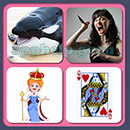 4 Pics 1 Song (Game Circus): Group 2 Level 5 Answer