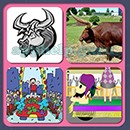 4 Pics 1 Song (Game Circus): Group 20 Level 10 Answer