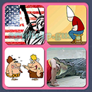 4 Pics 1 Song (Game Circus): Group 21 Level 2 Answer