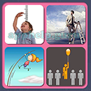 4 Pics 1 Song (Game Circus): Group 22 Level 11 Answer