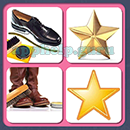 4 Pics 1 Song (Game Circus): Group 22 Level 14 Answer