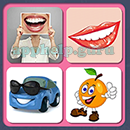 4 Pics 1 Song (Game Circus): Group 22 Level 16 Answer